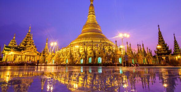 เวลาที่ดีที่สุดที่จะไปพม่า